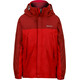 Marmot Kids PreCip Jacket Team Red/Dark Crimson
